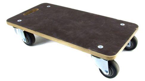 Rollbrett Transport Roller Möbelroller Transportwagen Rollwagen