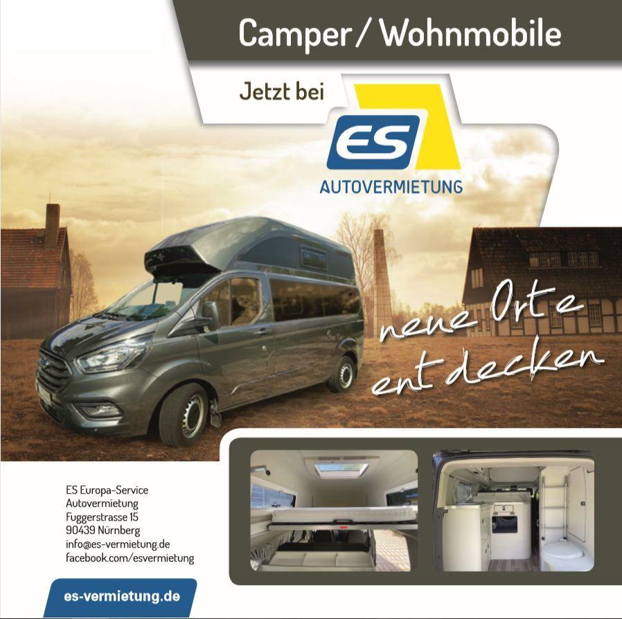 Campingbus mieten in Bamberg  Erento.com