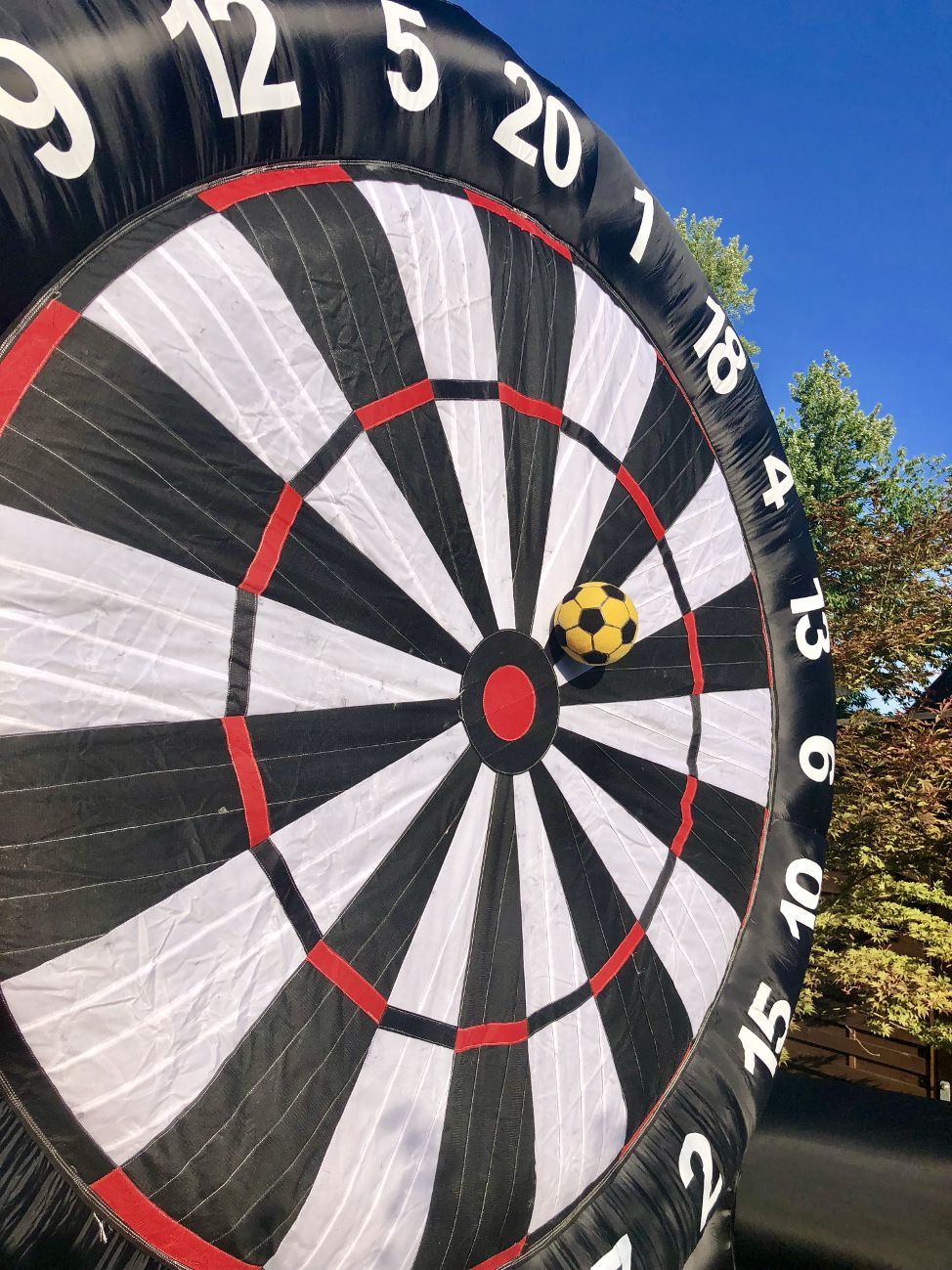 Xxl Fussball Darts Fussball Darts Soccer Darts Soccer