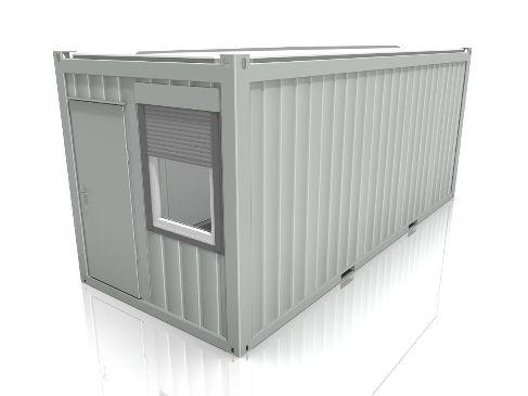 Buro Und Wohncontainer Gunstig Mieten Perfekt Fur Die Baustelle