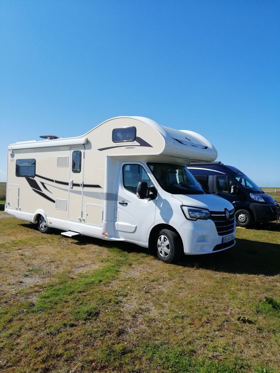 Wohnmobil mieten ab Bocholt  Bereits für 10€/Tag bei erento