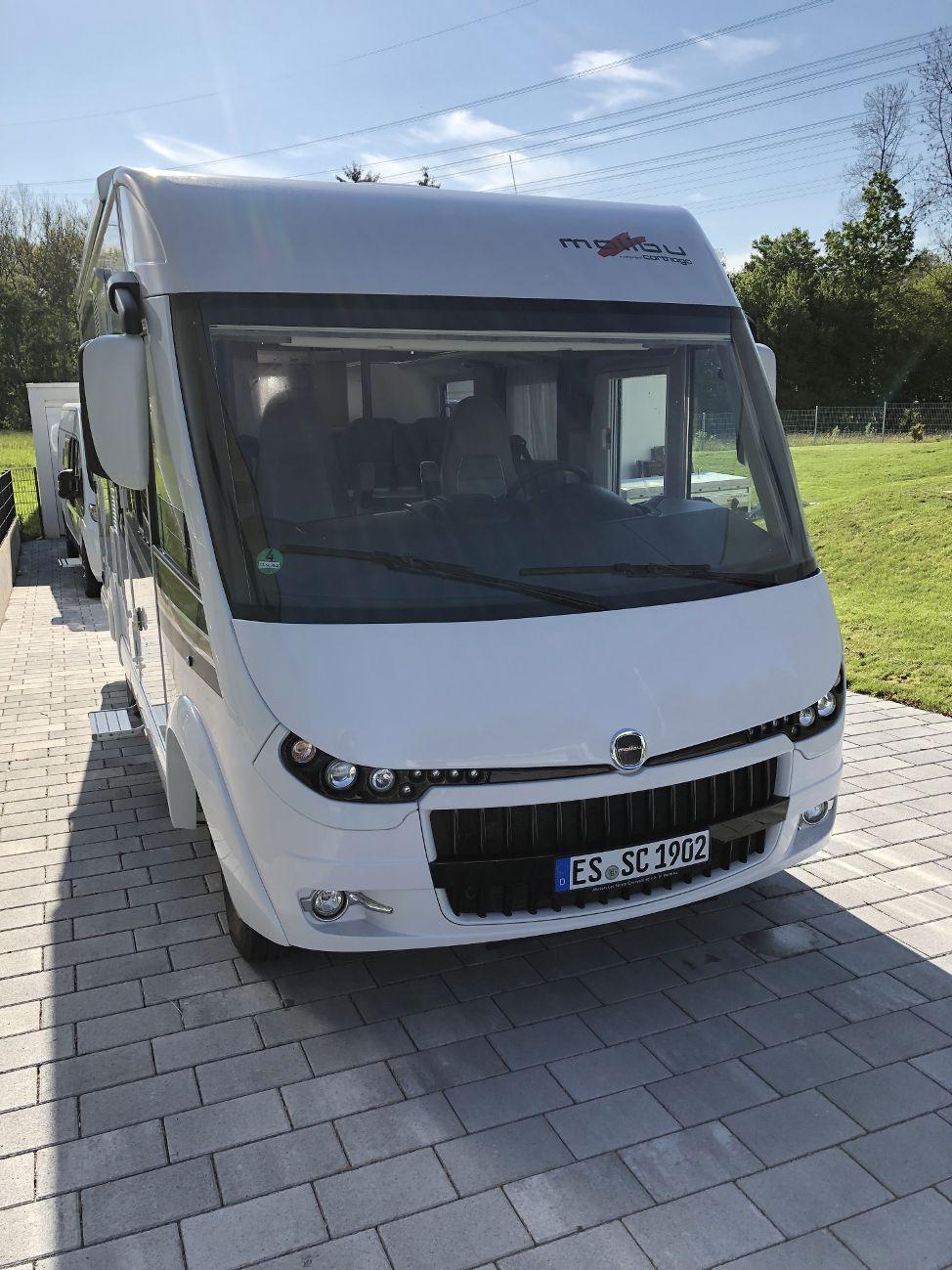 Wohnmobil mieten in 8 Herrenberg  Erento.com