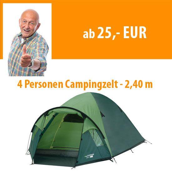 Campingzelt mieten in Ihrer Nähe | Reiseplanung mit Erento