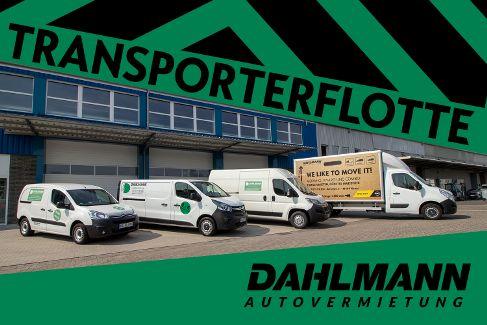 Transporter In Krefeld Mieten