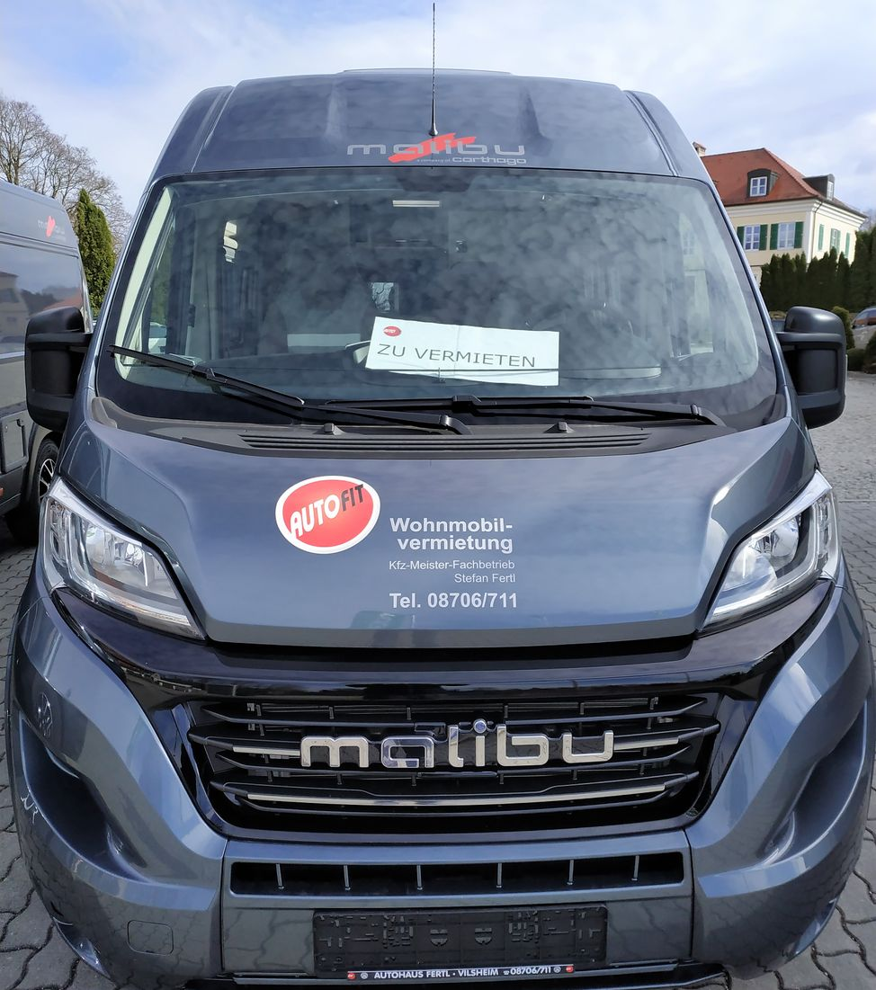 Wohnmobil mieten ab Ingolstadt  Bereits für 8€/Tag bei erento