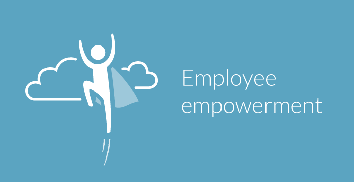 employee empowerment contributes to an organizations Empowerment is based on the idea that giving employees skills, resources, authority, opportunity, motivation, as well holding them responsible and accountable for outcomes of their actions, will contribute to their competence and satisfaction.