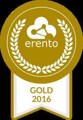 Erento Gold Partner
