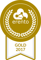Erento Gold Siegel