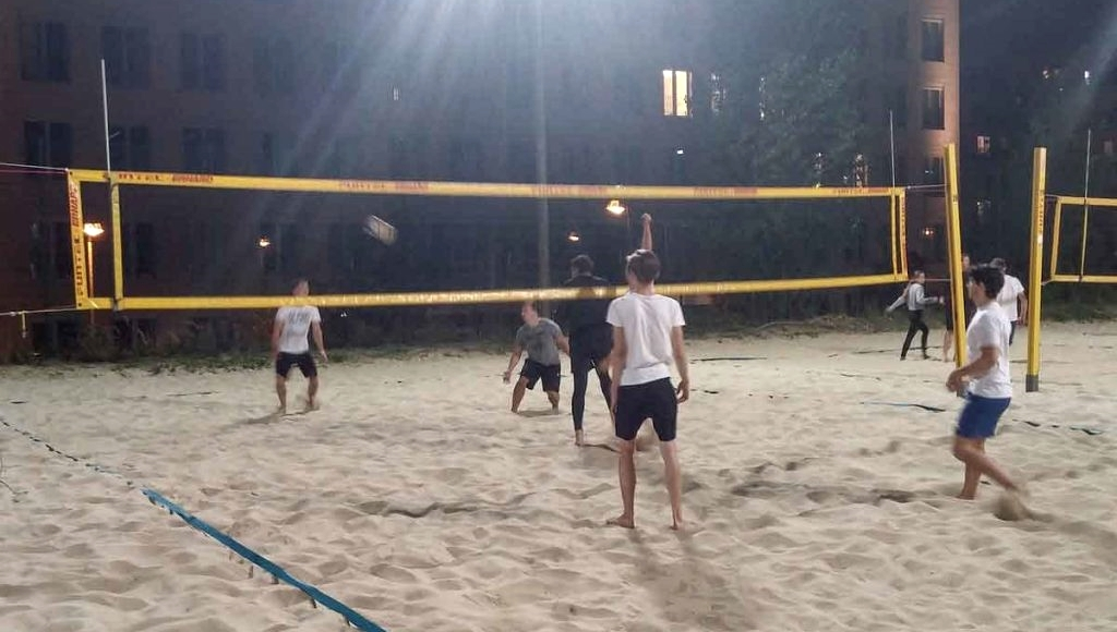 Volleyball at Erento