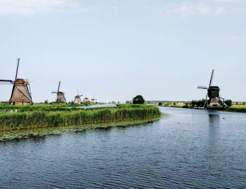 Entspannte Ferien: Auf Wohnmobil-Tour durch die Niederlande