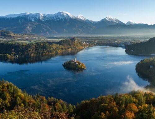 Ihre Wohnmobiltour durch Slowenien planen