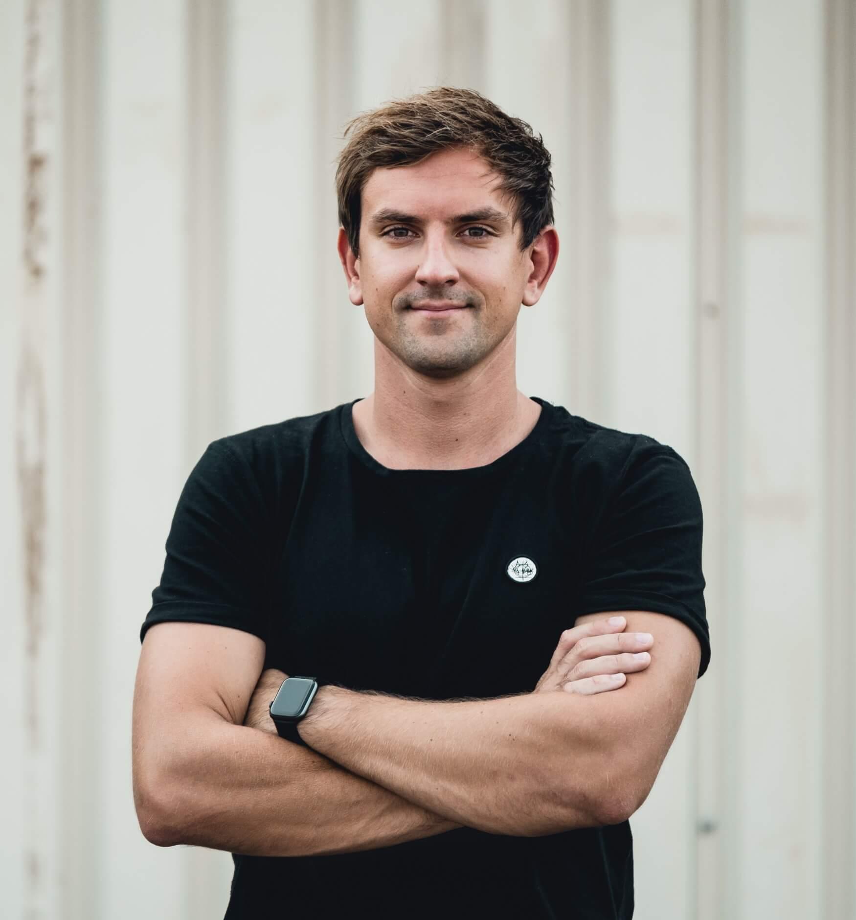 Luka Dremelj, Geschäftsführer der erento GmbH